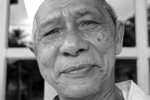 Smile of Old men by superazz
