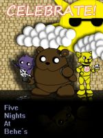 Five Nights At Behe's by Scimew