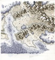 Vesperin - Map by firstedition