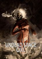 Undead Space Girl by Nalro