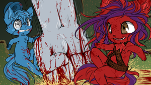 Minx plays: Bloody Trapland. by lunast