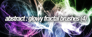 ABSTRACT: glowy fractal 4 by Synthesise