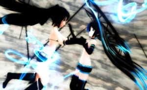 MMD - BRS Times Two by MissAngeleca