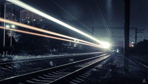 Trains Lines by akiro1993