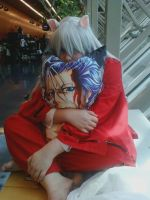 InuYasha loves Grimmy -Cosplay by Kith-Cath