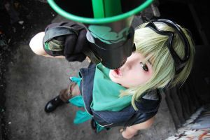 ELR Gumi: Shout by lokichaos