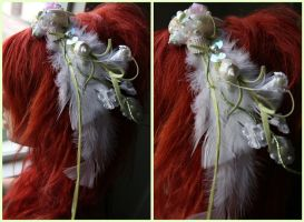 Angelfish Hair Adornment by TheRealLittleMermaid