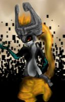 Warp with Midna by ecstaticOblivion