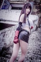 Tifa Lockhart by illiara