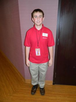 Jake from State Farm DerpyCon 2016 by bumac