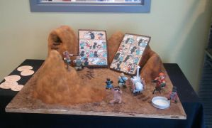 Team Fortress 2 Edible Show Piece by Jimaine