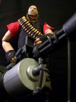 Team Fortress 2 Heavy by JNorad