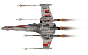 X Wing 2,5 by Cyborgerotica