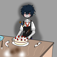 AU - Cooking Class/RP Starter by Ask-JackFrost