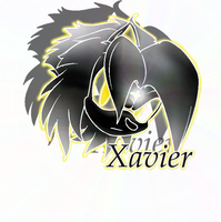 .:One Shot!:. Xavier Logo by XaveNDaNirvana