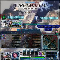 Fire Emblem HUD League of Legends by LeagueOfHud