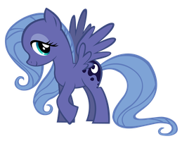 Lunarshy vector by Durpy