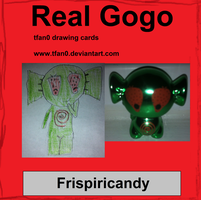 Frispiricandy (Tfan0 Drawing Card #4) by tfan0