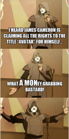 Bad Joke Amon 14 by yourparodies