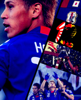 FIFA 12 Cover - Japan by Dozit