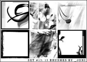icon brush set 13 - PS7 by radiosoundx