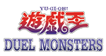 Yu-Gi-Oh! Duel Monsters Logo ENG by Peetzaahhh2010