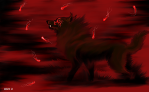 Hati is Back!! by WhiteWolfCrisis13