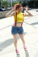 Misty Cosplay by Pompay