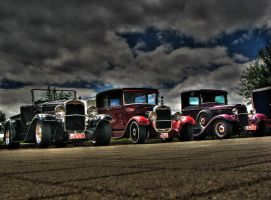 tonemapped rods by AmericanMuscle