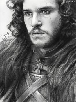 The King in the North by iamjoanna