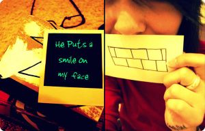 Smile. by abominationXproject