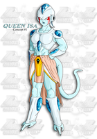 Cooler and Frieza's Mom by ruga-rell