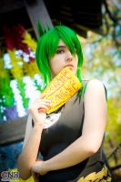 Jun Tao - Shaman King II by Paper-Doll89