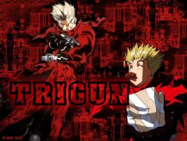 Trigun Bg by kavublaze