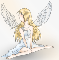 Tears of an angel by hate-with-passion