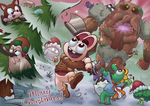 Merry Christmas! [2016] by MarkProductions