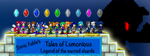 Special: New Sonic series - Tales of Lumonious by AurenTheEchidna