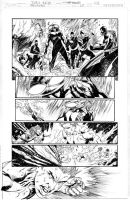 AQUAMAN Issue 13 Page 03 by JoePrado2010