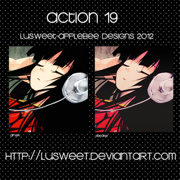 Action 19 by LuSweet
