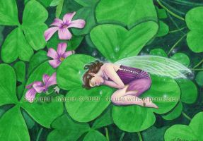 Shamrock Slumber by PickledPixie