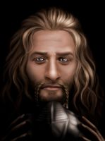 Fili and his helmet by Aegileif