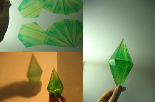 Sims Plumbob by mikmix