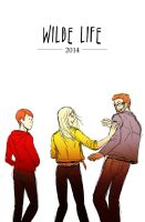 Wilde Life - Friends by Lepas