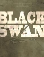 Black Swan Poster by FabulousFabulous