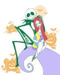 Jack ans Sally by DeedNoxious