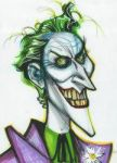 Joker by danablackarts