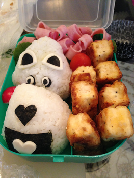 I Heart Bento by zukleton