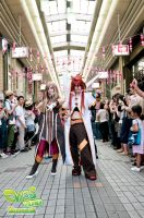 .: WCS Parade 2010 :. by TheLupin