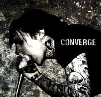 Jacob Bannon  - Converge by TheScumfiend
