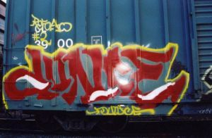 2nd train by TheDuncE